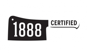 1888 Certified Butcher