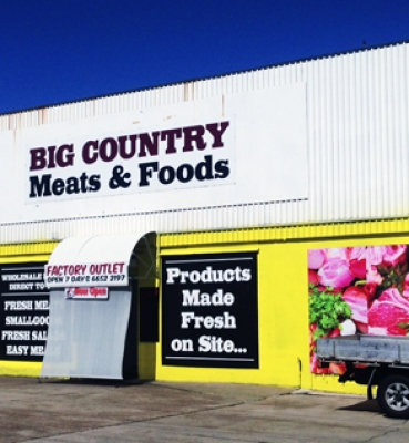 Big Country Meats