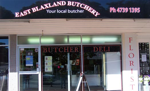 East Blaxland Butchery