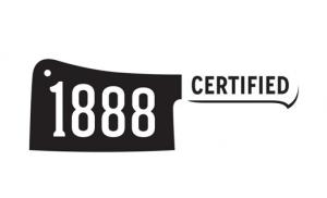 1888 Certified Butcher