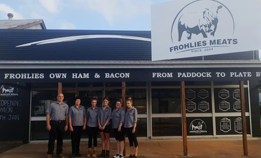 Frohlies Meats